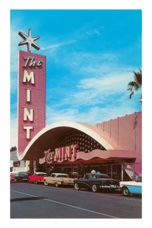 The Mint Hotel, Las Vegas,  Nevada Premium Poster