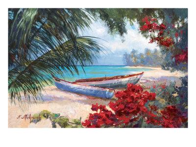 Tropical Hideaway Prints by Nenad Mirkovich