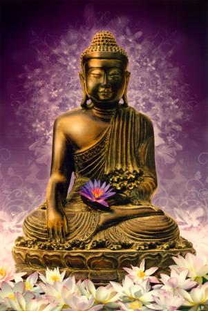 Buda poster