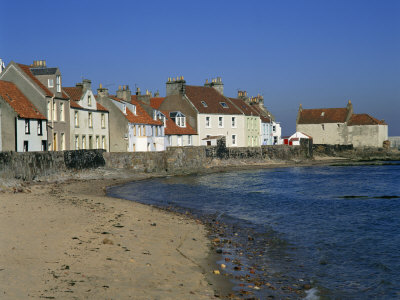 Pittenweem, Neuk of Fife, Scotland, United Kingdom, Europe Photographic Print by Kathy Collins