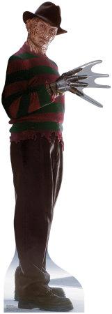 Freddy Krueger Lifesize Standup Cardboard Cutouts