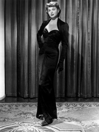 Arch of Triumph, Ingrid Bergman, 1948 Photo