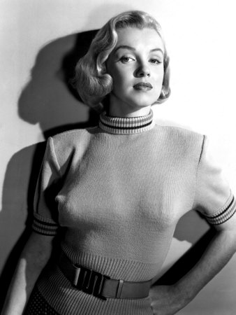 Home Town Story, Marilyn Monroe, 1951 Photo