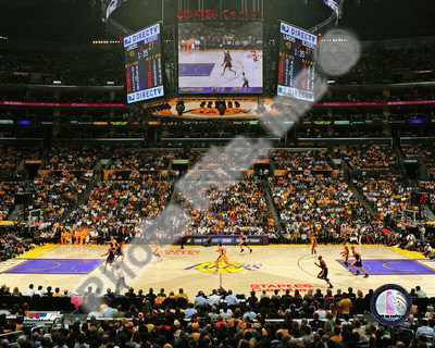 Staples Center - 2009 Playoffs Photo