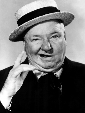 Never Give a Sucker an Even Break, W.C. Fields, 1941 Photo