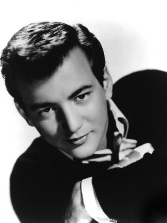 Portrait of Bobby Darin, c.1950s Photo