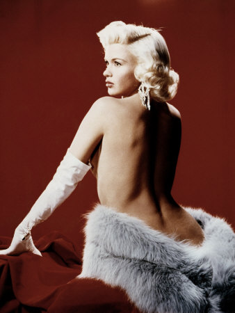 Jayne Mansfield, c.1958 Photo