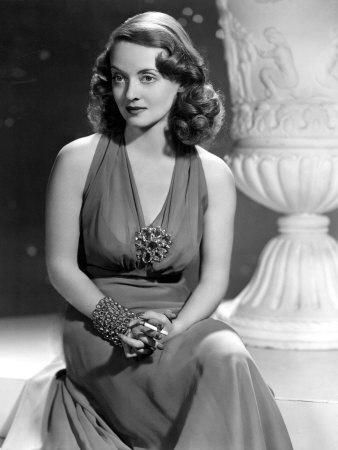 Bette Davis, 1940s Photo