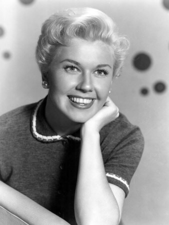 In my fantasy world, I suppose Doris Day would be my aunt.