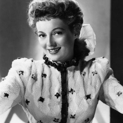 Mrs. Mike, Evelyn Keyes, 1949 Photo