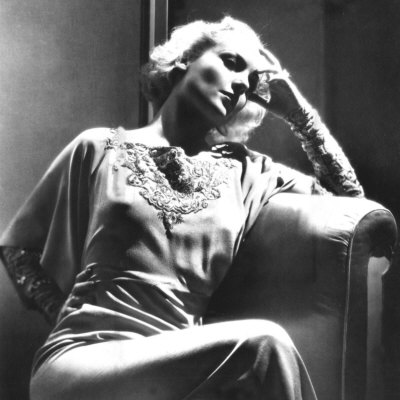 Portrait of Carole Lombard, c.1933 Photo