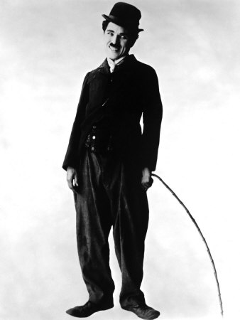 The Tramp, Charlie Chaplin, 1915 Photo