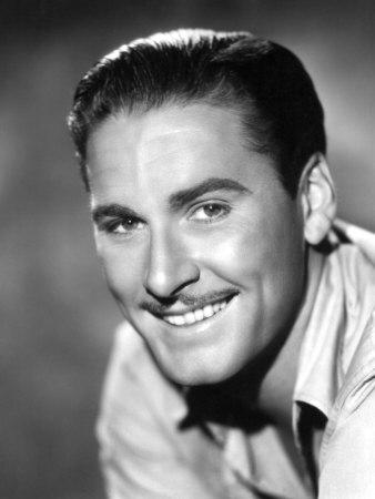Errol Flynn, September 22, 1938 Photo