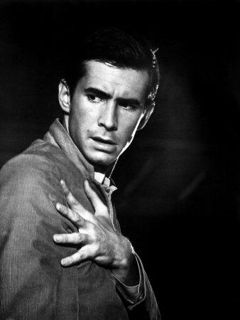 Psycho, Anthony Perkins, 1960 Foto