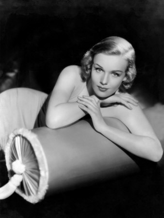 Frances Farmer, c.1936 Photo