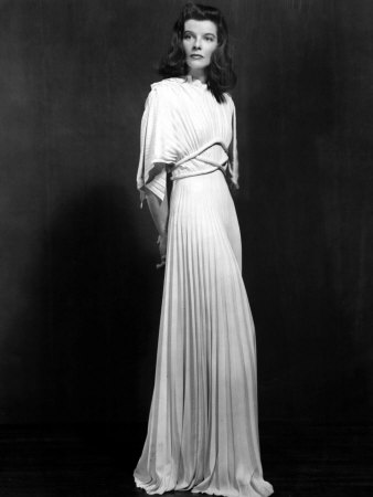 The Philadelphia Story, Katharine Hepburn at the Time of the Stage Production, 1940 Photo