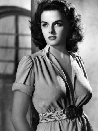 Jane Russell The Legendary