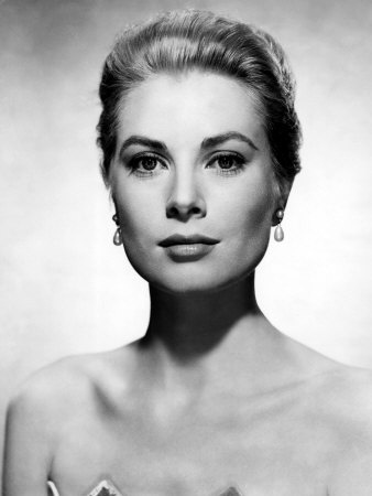 Grace Kelly, 1955 Premium Poster