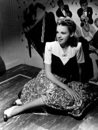 Judy Garland, 1941 Photo