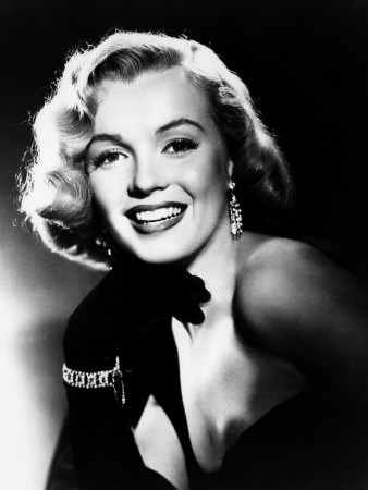 Marilyn Monore, Mid 1950s Photo