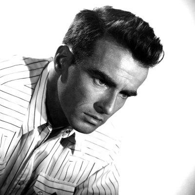 Montgomery Clift, 1953 Photo