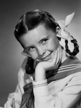 Margaret O'Brien, 1940s Photo