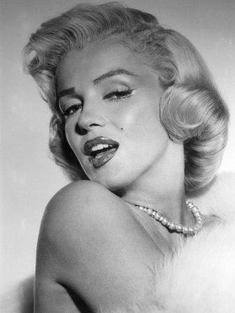 Marilyn Monroe, Mid 1950s Photo