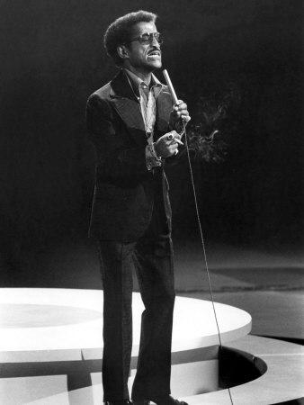 Sammy Davis, Jr., Late '60s Photo
