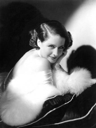 Norma Shearer, c.1930s Foto