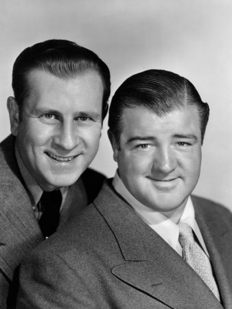 Little Giant, Bud Abbott, Lou Costello, 1946 Premium Poster