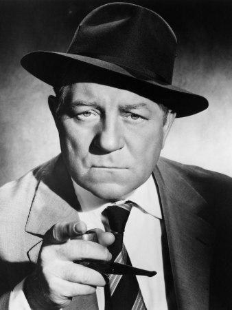 Inspector Maigret, Jean Gabin, 1958 Posters - AllPosters.