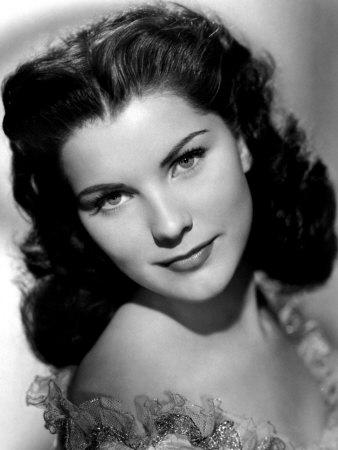 Anne of the Andies, Debra Paget, 1951 Foto