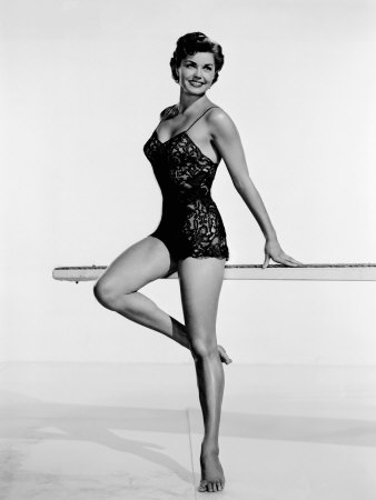 Dangerous When Wet, Esther Williams, 1953 Photo