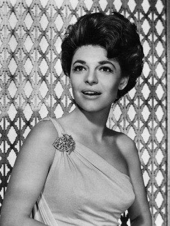 7 Women, Anne Bancroft, 1966 Photo