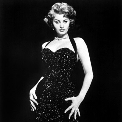 Publicity Shot of Sophia Loren Used to Promote Pride and the Passion, 1957 Photo