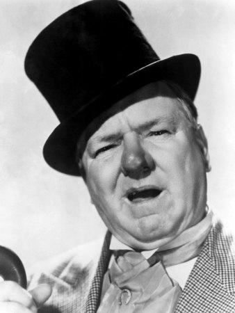 You Can't Cheat an Honest Man, W.C. Fields, 1939 Photo