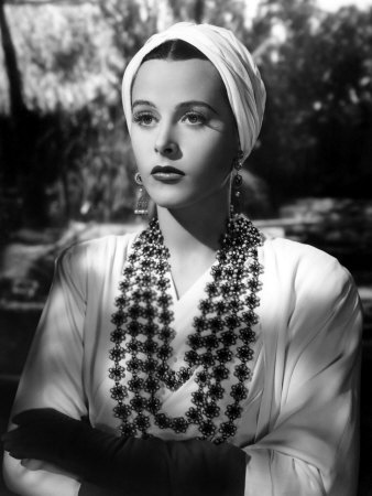 Lady of the Tropics, Hedy Lamarr, 1939 Photo