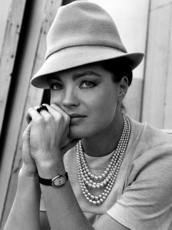 Triple Cross, Romy Schneider, 1967 Photo