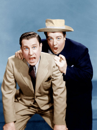 Hold That Ghost, Bud Abbott, Lou Costello, 1941 Premium Poster