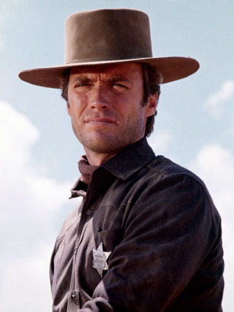 Hang 'Em High, Clint Eastwood, 1968 Photo