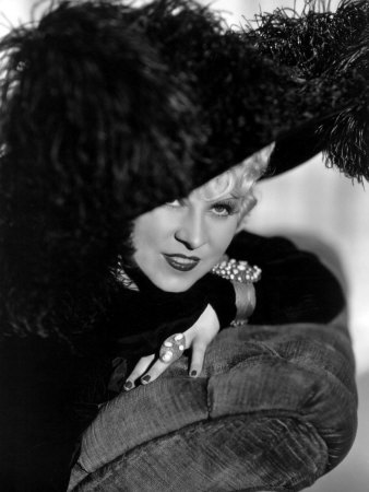 Klondike Annie, Mae West, 1936 Photo