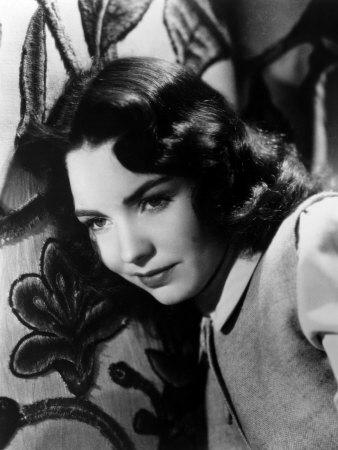 Jennifer Jones, Late 1940s Photo