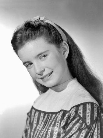 Little Women, Margaret O'Brien, 1949 Photo