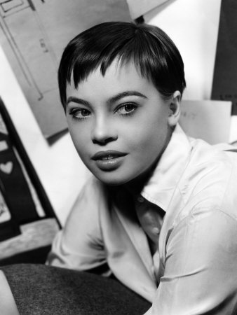 Leslie Caron, c.1950s Photo