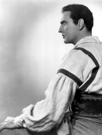 John Barrymore in the 1920s Photo