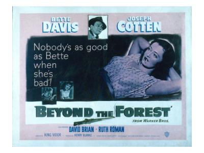Beyond the Forest, Joseph Cotten, Bette Davis, 1949 Photo