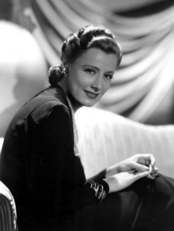 Irene Dunne, 1939 Photo