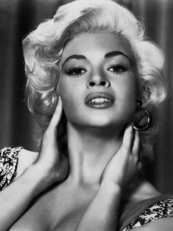 Jayne Mansfield, c.1950s Premium Poster