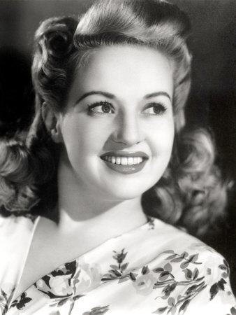 Betty Grable, c.1940s Photo