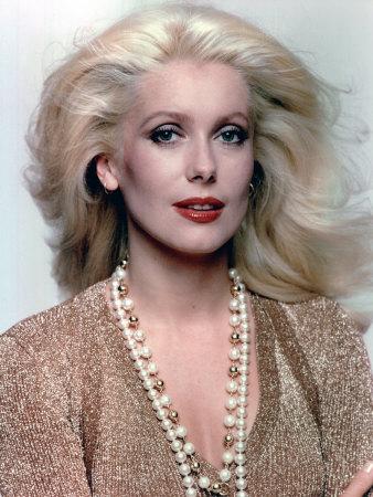 Catherine Deneuve, 1970s Photo